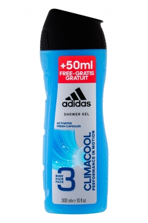 Adidas Climacool Shower Gel 300ml