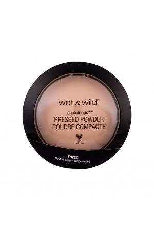 Wet N Wild Photo Focus Powder 7,5gr Neutral Beige