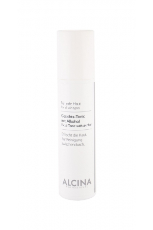 Alcina Facial Tonic With Alcohol - Pletove Tonikum S Alkoholem 200ml