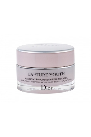 Christian Dior Capture Youth Age-delay Progressive Peeling Creme Day Cream 50ml (All Skin Types - For All Ages)