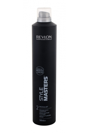Revlon Professional Style Masters The Must-haves Modular Hair Spray 500ml (Medium Fixation)