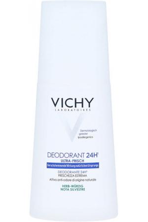 Vichy Deodorant Ultra-Fresh 24H Deodorant 100ml (Deo Spray - Aluminium Free)