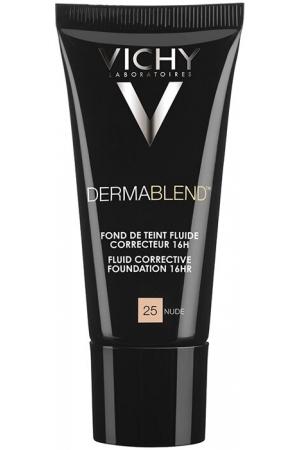 Vichy Dermablend SPF35 Makeup 25 Nude 30ml