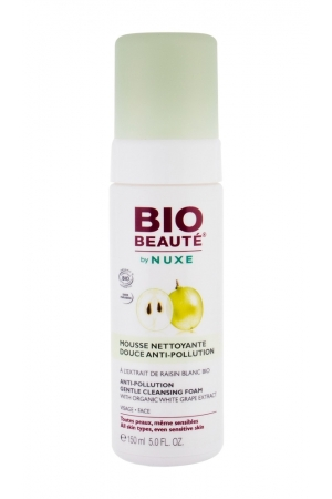 Nuxe Bio BeautE Anti-pollution Cleansing Mousse 150ml (All Skin Types)