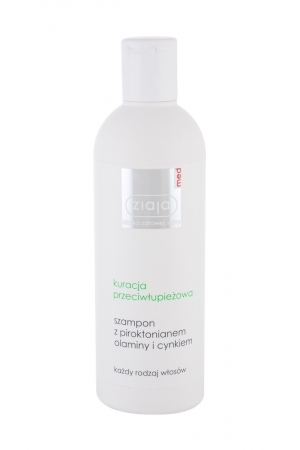 Ziaja Med Hair Treatment Anti Dandruff Shampoo 300ml (Dandruff - Oily Hair)