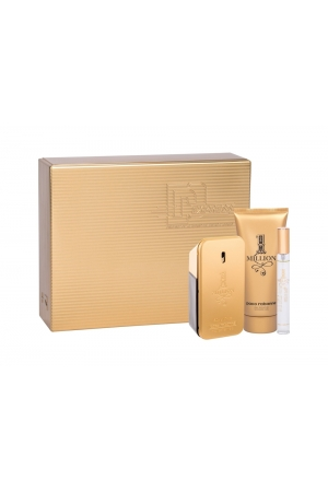Paco Rabanne 1 Million Eau De Toilette 50ml - Set
