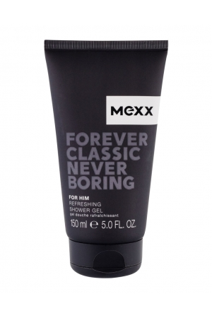 Mexx Forever Classic Never Boring Shower Gel 150ml