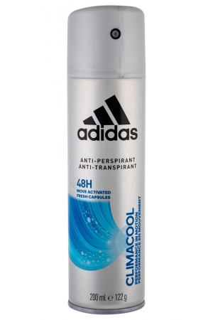 Adidas Climacool 48h Antiperspirant 200ml (Deo Spray)