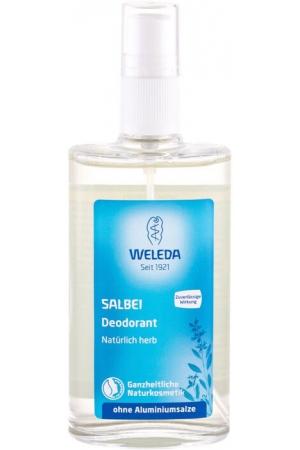 Weleda Sage Deodorant 100ml (Deo Spray - Aluminium Free)