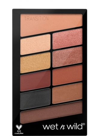 Wet N Wild Color Icon 10 Pan Eye Shadow My Glamour Squad 756A 10gr