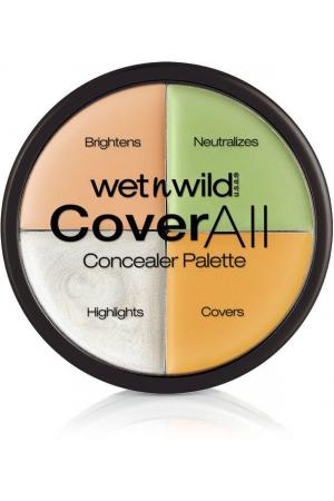 Wet N Wild Coverall Concealer Palette 462 6,5gr