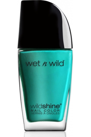 Wet N Wild Wild Shine Nail Color Be More Pacific 483D 12,3ml