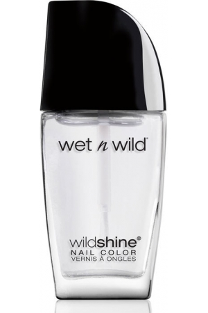 Wet N Wild Wild Shine Nail Color Clear Nail Protector 450B 12,3ml