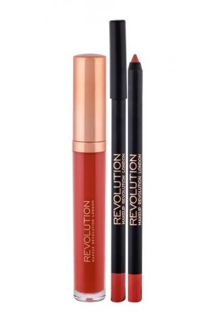 Makeup Revolution Retro Luxe Kits Matte Regal