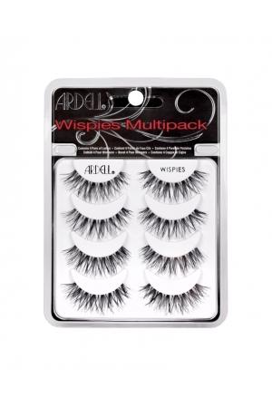 Ardell Wispies False Eyelashes 4pc Black
