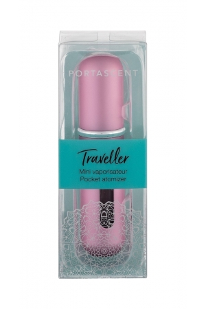 Travalo Portascent Refillable 5ml Pink