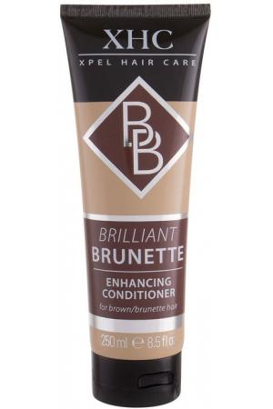 Xpel Brilliant Brunette Conditioner 250ml (Colored Hair)