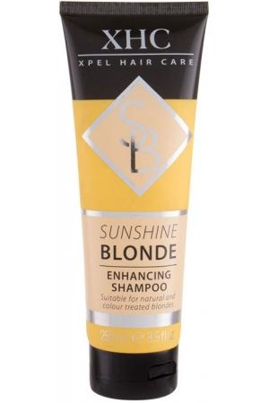 Xpel Sunshine Blonde Shampoo 250ml (Blonde Hair - Damaged Hair)