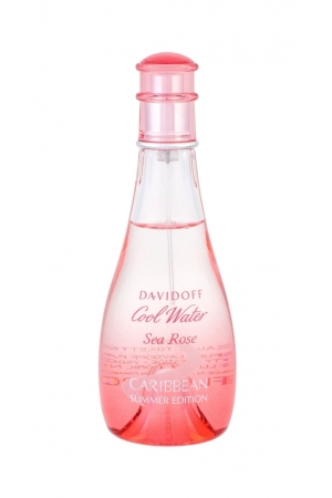 Davidoff Cool Water Sea Rose Caribbean Summer Edition Eau De Toilette 100ml