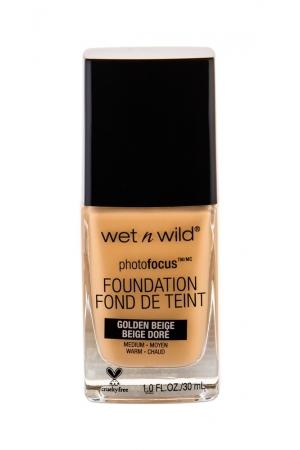 Wet N Wild Photo Focus Makeup 30ml Golden Beige