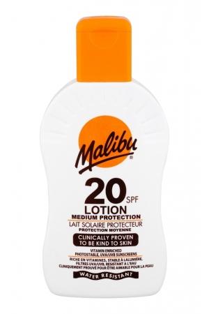 Malibu Lotion Sun Body Lotion 200ml Waterproof Spf20