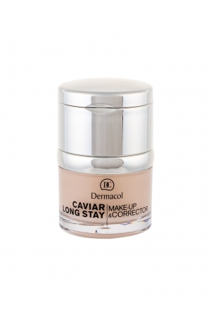 Dermacol Caviar Long Stay Make-up Corrector Makeup 30ml 0 Ivory