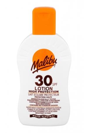 Malibu Lotion Sun Body Lotion 200ml Waterproof Spf30