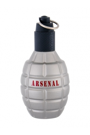Gilles Cantuel Arsenal Grey Eau De Parfum 100ml