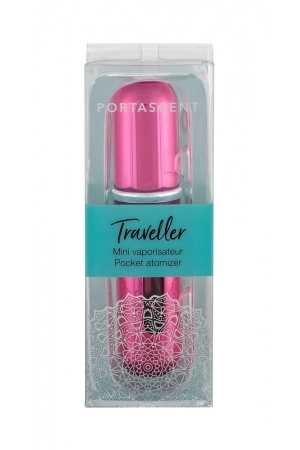 Travalo Portascent Refillable 5ml Hot Pink