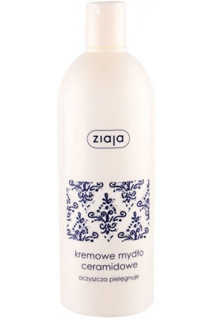 Ziaja Ceramide Creamy Shower Soap Shower Gel 500ml