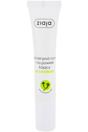 Ziaja Eye Cream BIO Gel With Eyebright Extract 15ml (For All Ages)