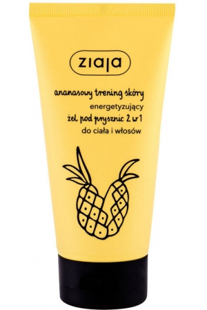 Ziaja Pineapple 2in1 Shower Gel 160ml