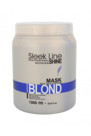 Stapiz Sleek Line Blond Hair Mask 1000ml (Blonde Hair)