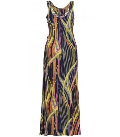 Εξώπλατο Μάξι Φόρεμα