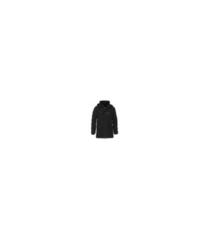 Μαύρο Ανδρικό Μπουφάν