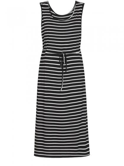 Φόρεμα Ριγέ Oversized