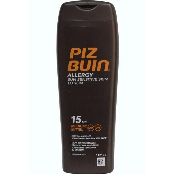 Pizbuin Protection Against Sun Allergy 200ml SPF15