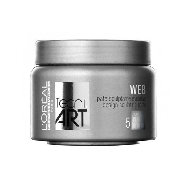 Loreal Professionnel Web Design Sculpting Paste - Modeling Paste 150ml